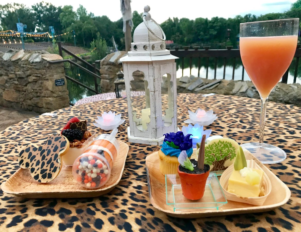 REVIEW: Absolute Delight – Rivers of Light Dessert Party