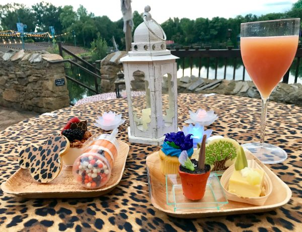 REVIEW: Absolute Delight - Rivers of Light Dessert Party 5