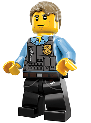 LEGOLAND Honors Police