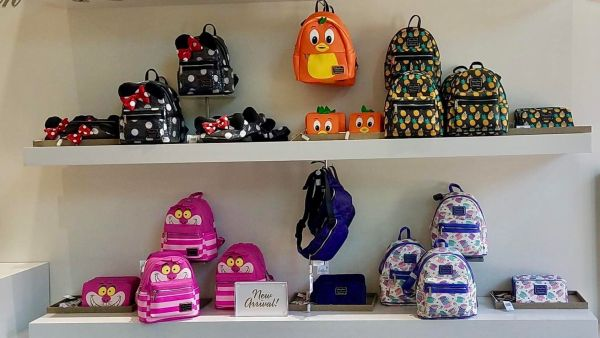 Disney Parks Inspired Loungefly Mini Backpacks