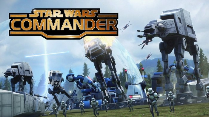 Star Wars Mobile Game
