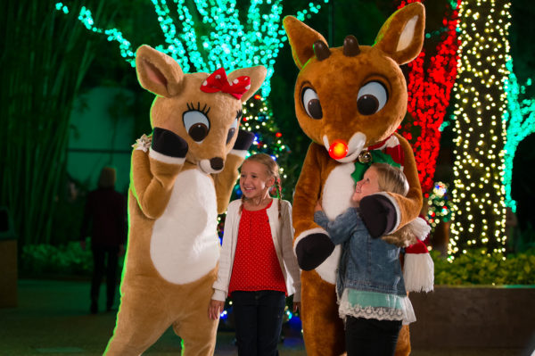 Rudolph the Red-Nosed Reindeer and Friends Returning To SeaWorld This Christmas 1