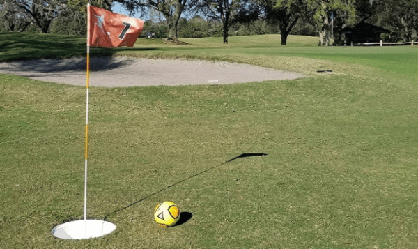 FootGolf Groupon
