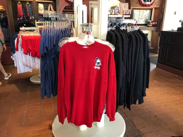 Disney USA Spirit Jersey