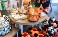 Haunting New Disney Parks Halloween Merchandise Starting To Appear