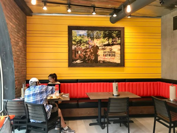 Review: Chicken Guy! at Disney Springs 5