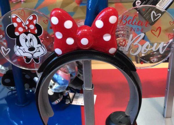 Minnie Mouse Glow Headbands Light Up The Night At Disney Parks