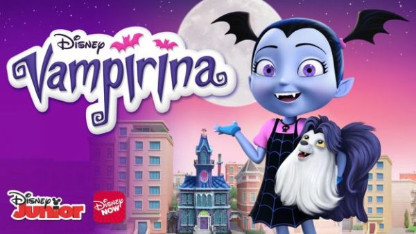 Vampirina Heads to Disney Parks