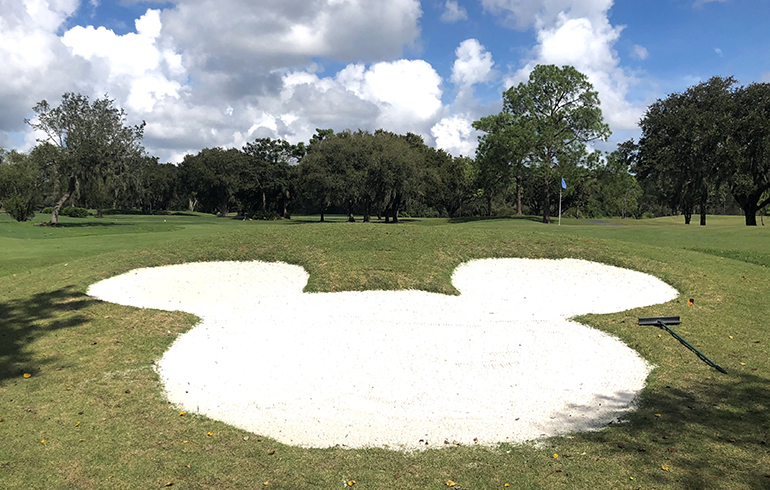Disney's Oak Trail Golf Course Reopens