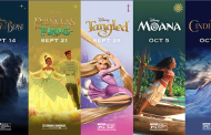 Your Favorite Disney Princess Movies Return to AMC Theaters This Fall