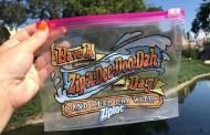 Splash Mountain Ziploc Bag Program is Underway