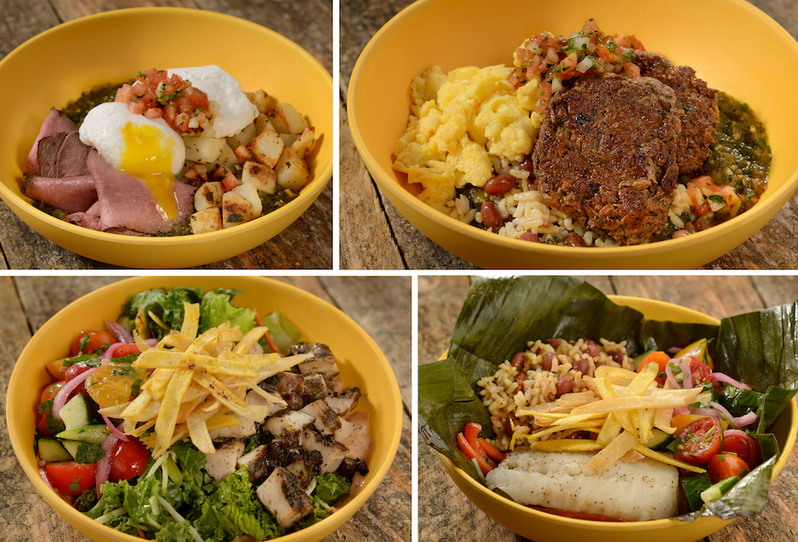 Our First Look at New Eats Coming to Disney's Caribbean Beach Resort