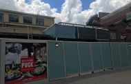 Construction Update for Wolfgang Puck Bar & Grill Coming to Disney Springs