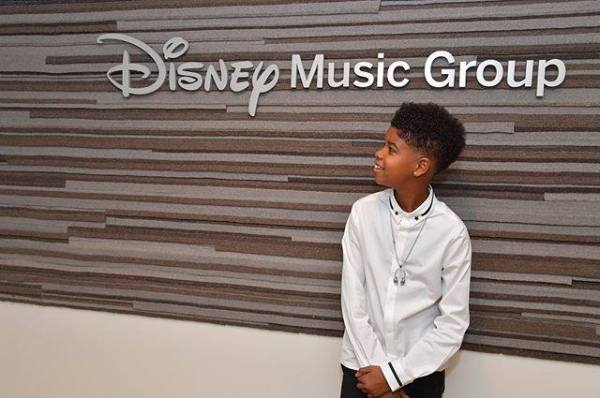 record deal JD McCrary