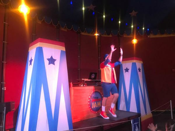 The New Storybook Circus Disney Junior Jam is a Must at Mickey's Not So Scary Halloween Party This Year 3