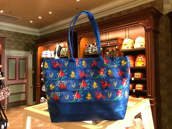 New Little Mermaid Harveys Bags At Walt Disney World 4