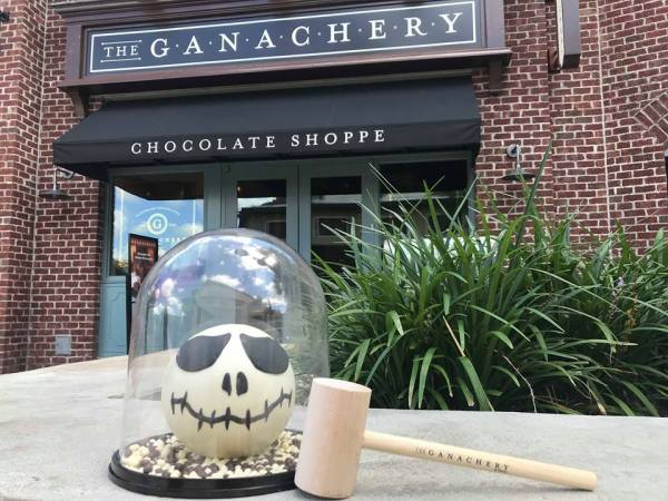 Ganachery Jack Skellington Pinata