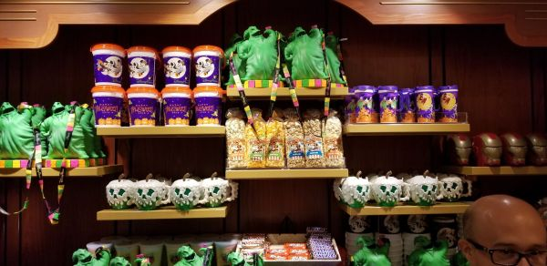 Halloween Merchandise And Treats Now Available On Disney Cruise Line 1
