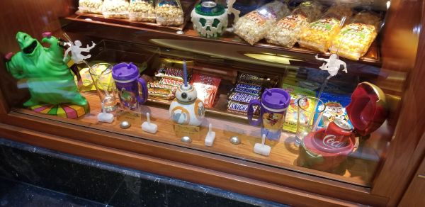 Halloween Merchandise And Treats Now Available On Disney Cruise Line 2