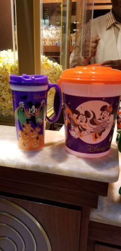 Halloween Merchandise And Treats Now Available On Disney Cruise Line 5