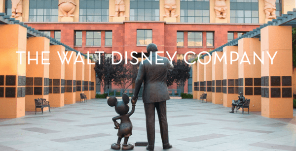 The Walt Disney Company Named a Top 10 Company by Fortune