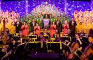 New Candlelight Processional Narrators & Food for Epcot International Festival of the Holidays