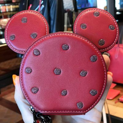 New Minnie Mouse Coach Collection Spotted At Disney Springs 6