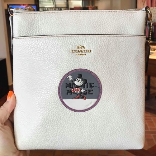 New Minnie Mouse Coach Collection Spotted At Disney Springs 9