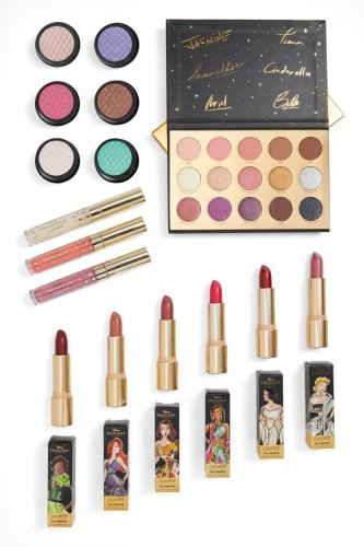 Disney x Colourpop Collaboration Inspired By The Princesses 1