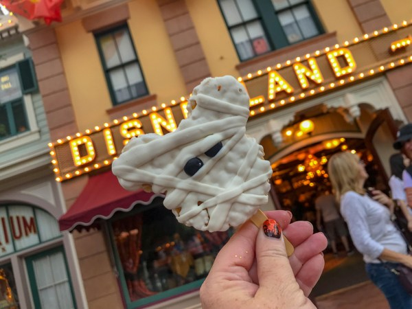 Halloween Inspired Treats at the Disneyland Resort