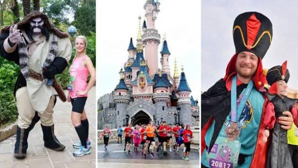 Wicked Weekend Run at Disneyland Paris