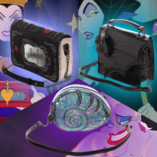 Premium Disney Villain Handbags From Merchoid Now Available 1