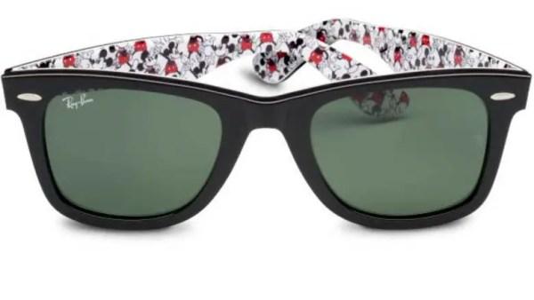 90th Anniversary Mickey Mouse Ray-Ban Sunglasses 1