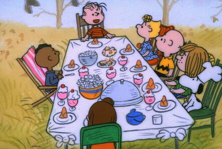 Gather the Family for Thanksgiving Specials on ABC