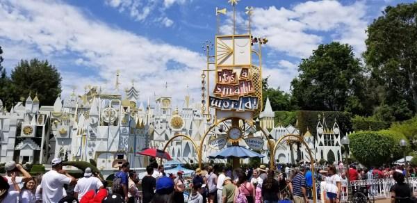 Disneyland Resort's Refurbishment Schedule for October 2018 1