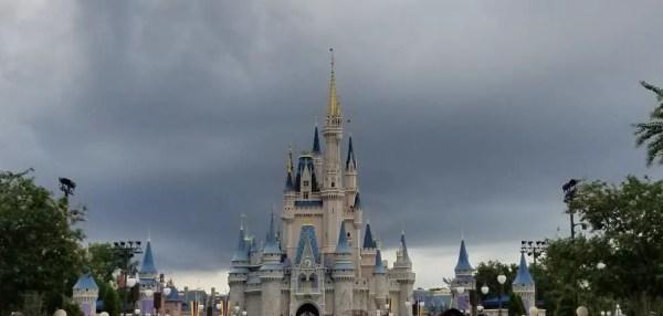 Hurricane Michael Bringing Rain to Walt Disney World