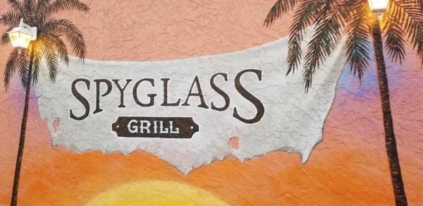 Spyglass Grill Now Open at Disney's Caribbean Beach Resort