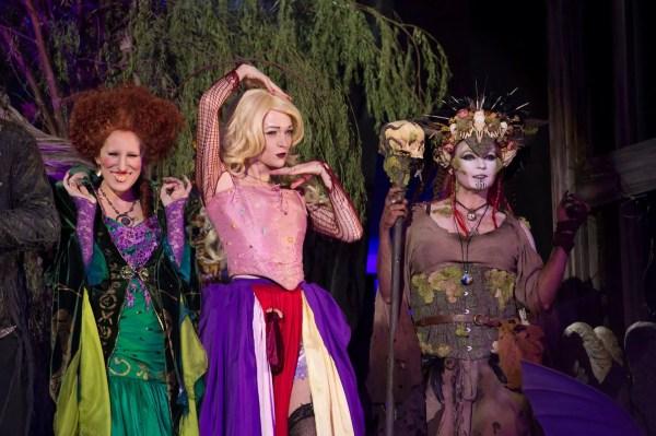 Freeform Celebrates Hocus Pocus 25th Anniversary Halloween Bash 1