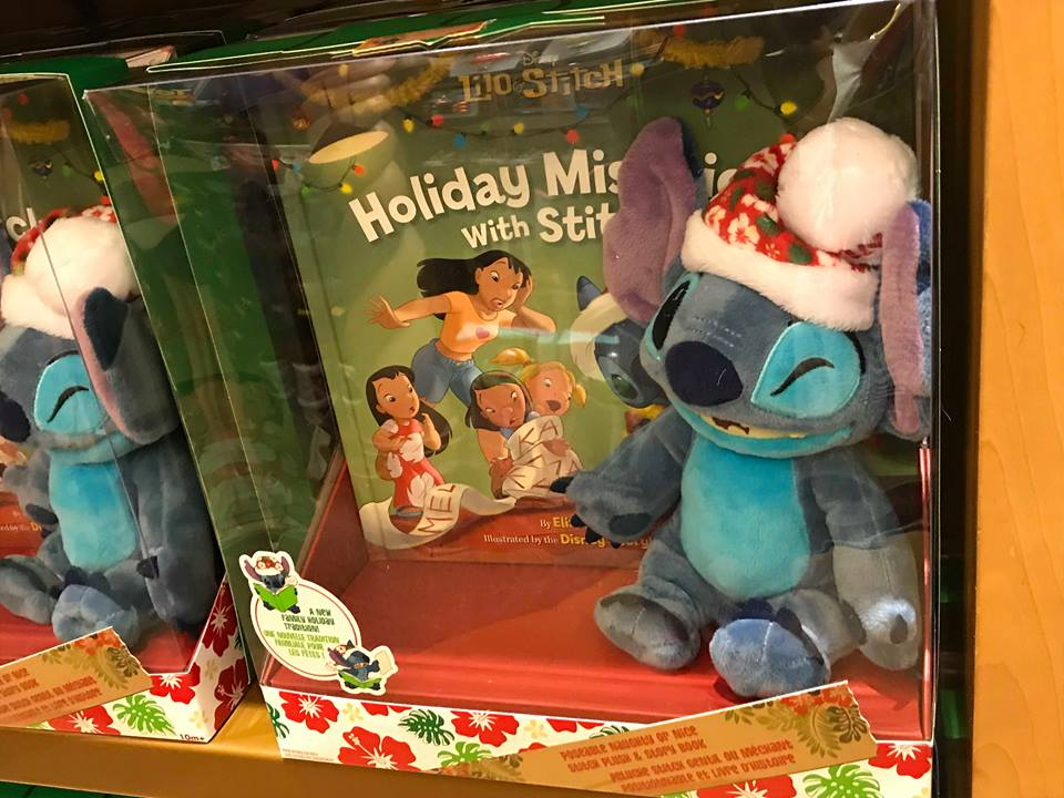 Holiday Mischief With Stitch, A New Disney Holiday Tradition