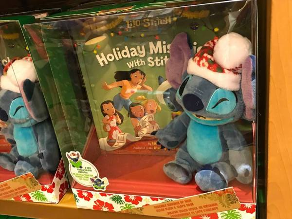 Holiday Mischief With Stitch, A New Disney Holiday Tradition 3