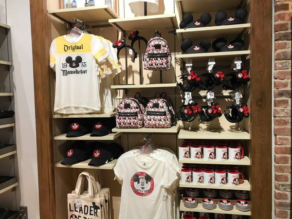 78c9bda53ca Mickey Mouse Club Gear Is Now At Both World Of Disney Locations