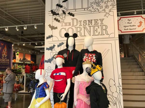 Disney Corner at Disney Springs Will Forever Close It's Doors on Halloween