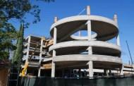 New Disneyland Parking Structure - Construction Update