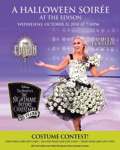 Actress Ashley Eckstein to Judge Costume Contest at The Edison's Halloween Soiree! 1