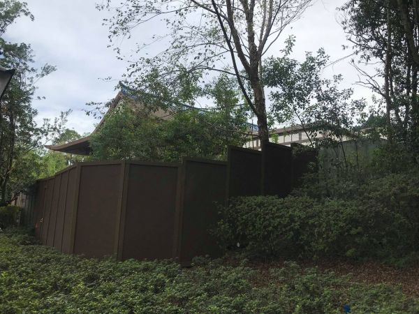 What's NEW in Epcot?? Japan construction walls are up for a NEW restaurant!