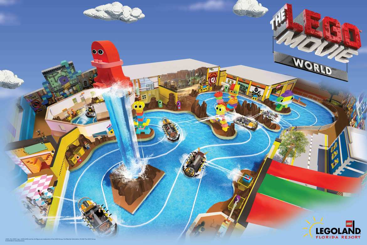 Legoland Florida Resort Celebrates Year of Awesome