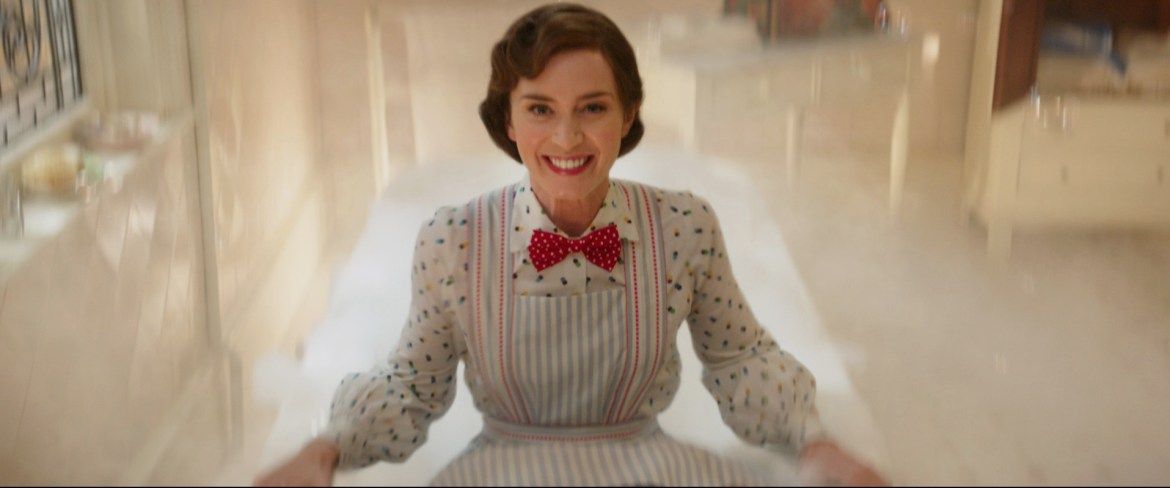 Mary Poppins Returns Special to Air on Thanksgiving Night