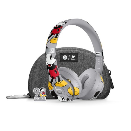 Mickey Anniversary Edition Wireless Headphones