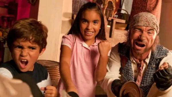 Young Pirates Adventures Now at Disney's Caribbean Beach Resort