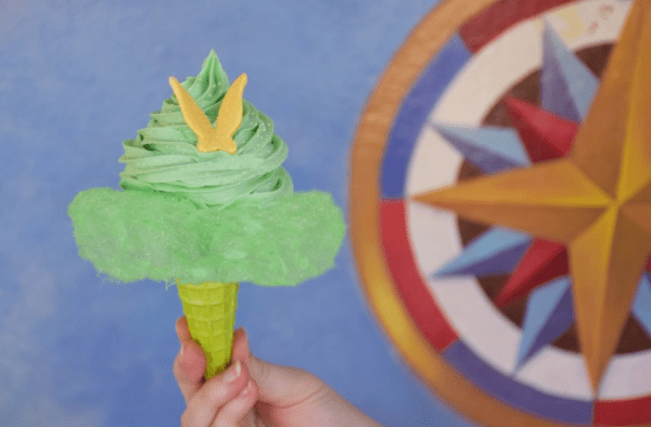 Tink's Pixie Dusted Cone